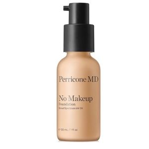 NEW Perricone MD No Makeup Foundation SPF 30